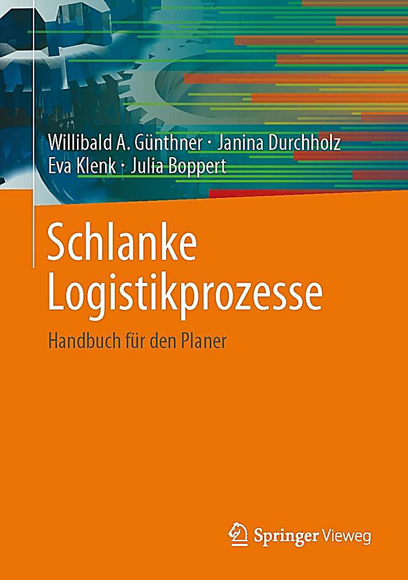 schlanke logistikprozesse buch portofrei bei. Black Bedroom Furniture Sets. Home Design Ideas