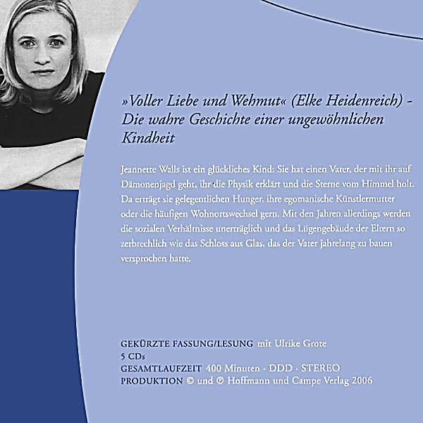 Schloss Aus Glas 5 Audio Cds H 246 Rbuch Bei Weltbild De
