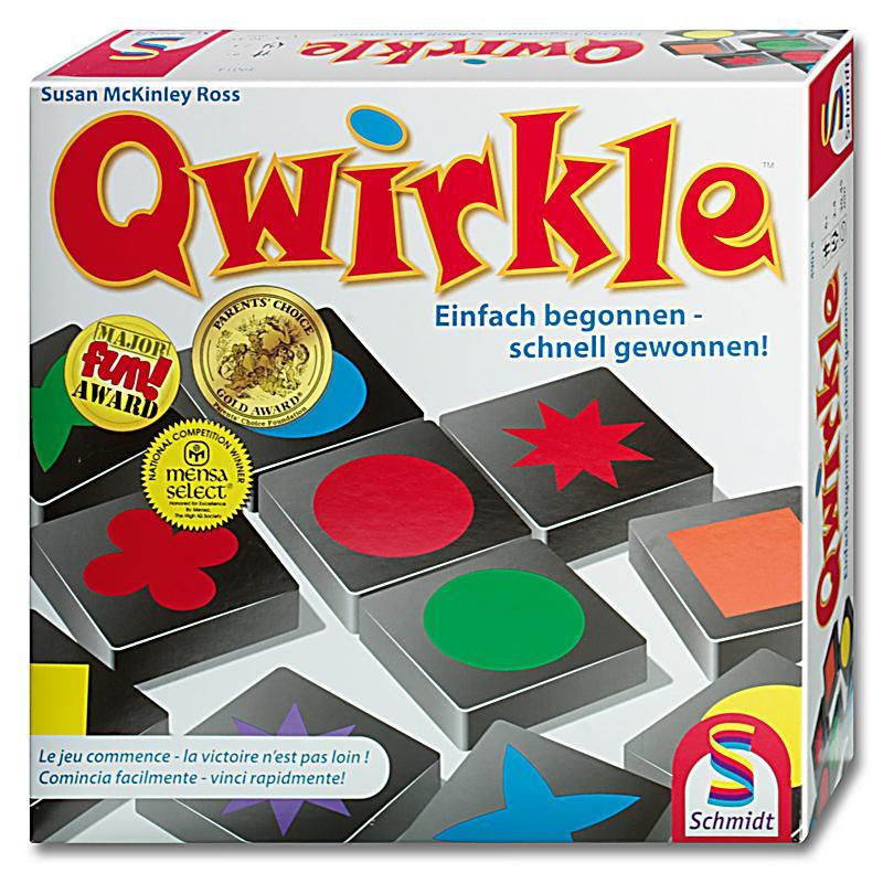 Qwirkle Spiel