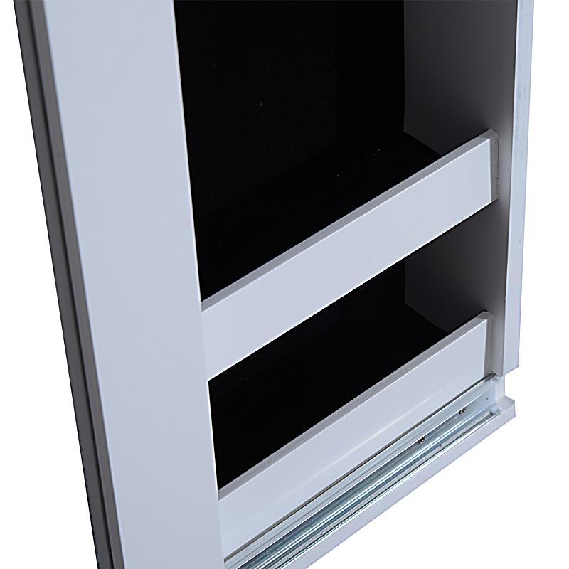 schmuckschrank mit spiegel jetzt bei bestellen. Black Bedroom Furniture Sets. Home Design Ideas