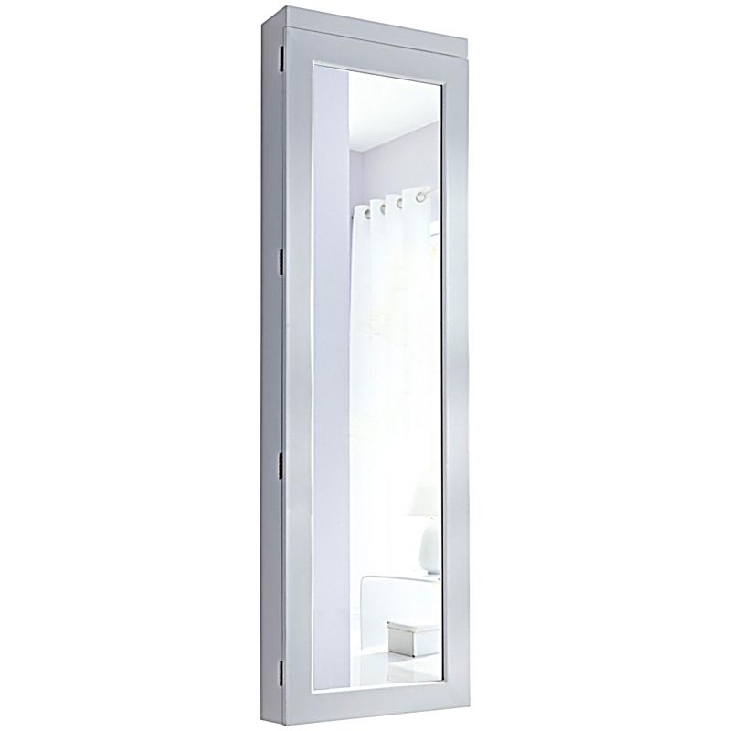 Schmuckschrank Spiegel, mit LED-Beleuchtung | Weltbild.de