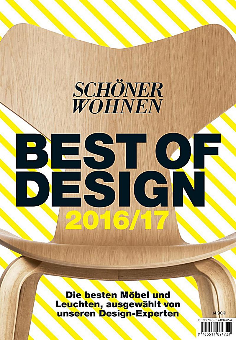 sch ner wohnen best of design 2016 17 buch portofrei. Black Bedroom Furniture Sets. Home Design Ideas