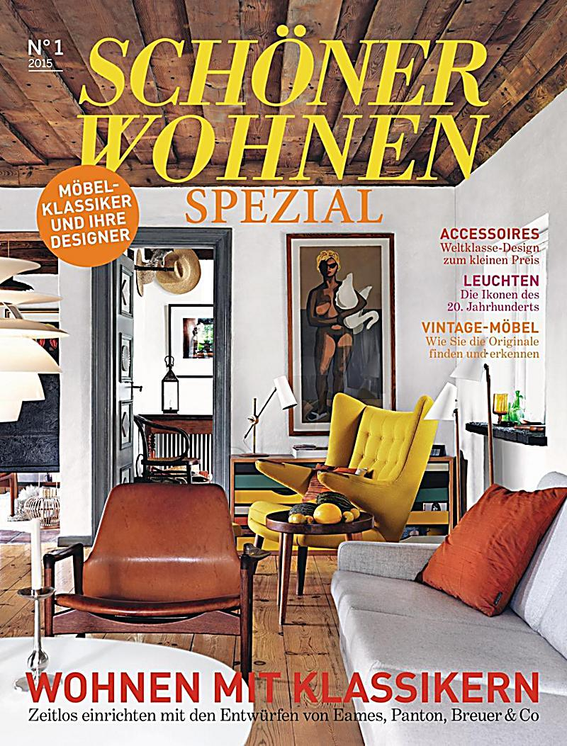 sch ner wohnen design klassiker buch bei bestellen. Black Bedroom Furniture Sets. Home Design Ideas