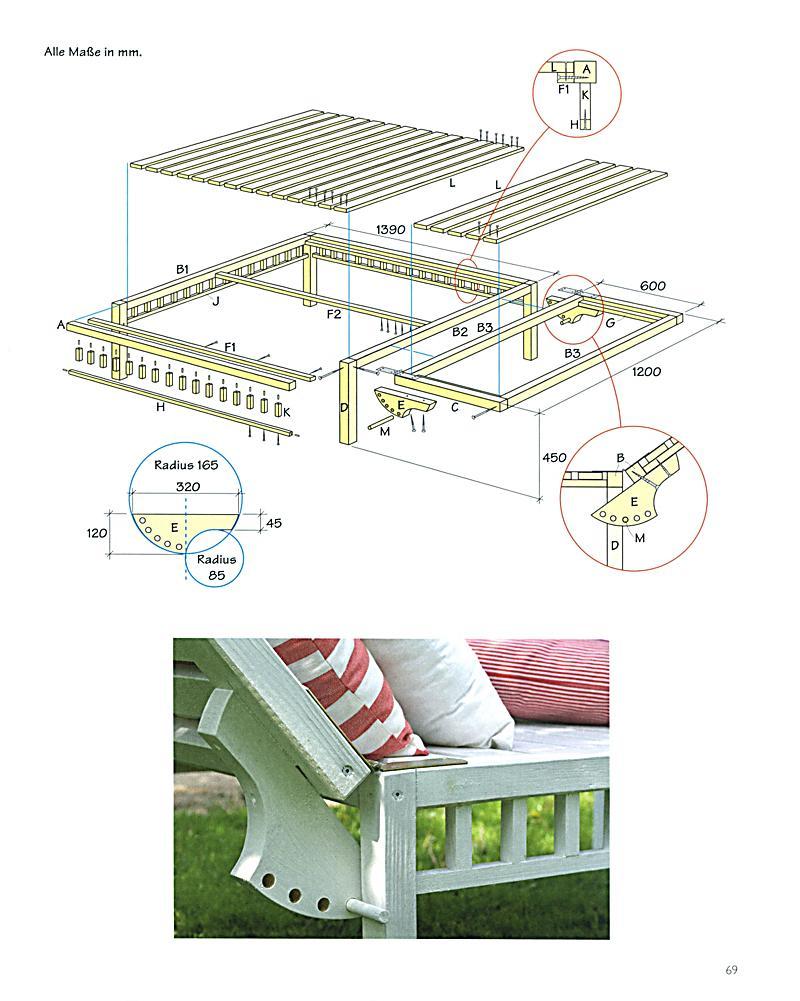sch nes aus holz f r garten und terrasse weltbild. Black Bedroom Furniture Sets. Home Design Ideas