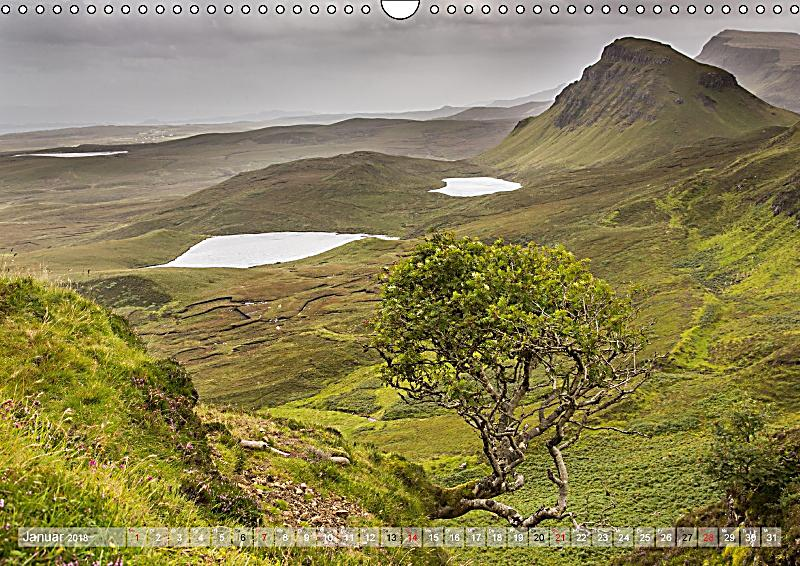 schottland isle of skye wandkalender 2018 din a3 quer kalender bestellen. Black Bedroom Furniture Sets. Home Design Ideas