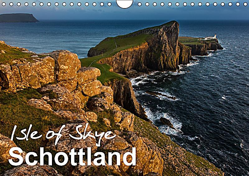 schottland isle of skye wandkalender 2018 din a4 quer kalender bestellen. Black Bedroom Furniture Sets. Home Design Ideas