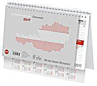 schreibtischkalender sterreich gro 2017 kalender bestellen. Black Bedroom Furniture Sets. Home Design Ideas