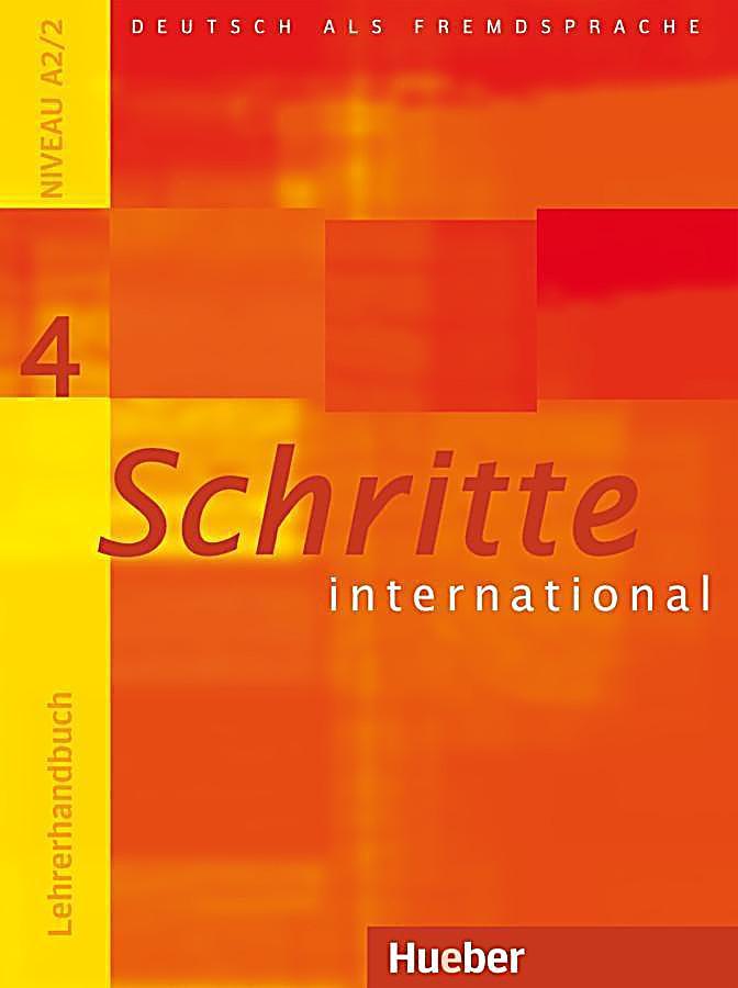 Schritte international 4 pdf arbeitsbuch