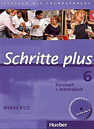 schritte plus deutsch als fremdsprache bd 6 kursbuch arbeitsbuch m audio cd zum. Black Bedroom Furniture Sets. Home Design Ideas
