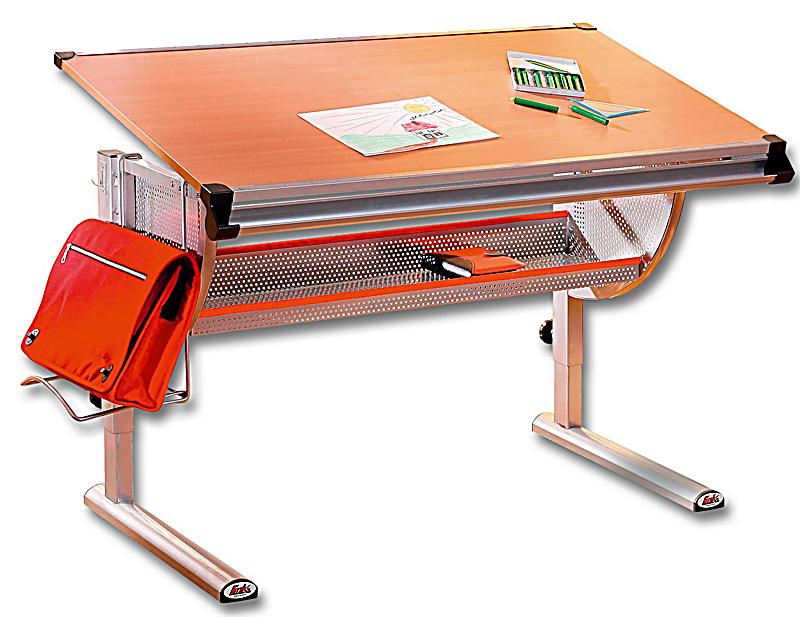 Sch lerschreibtisch plato farbe buche bestellen for Schreibtisch plato