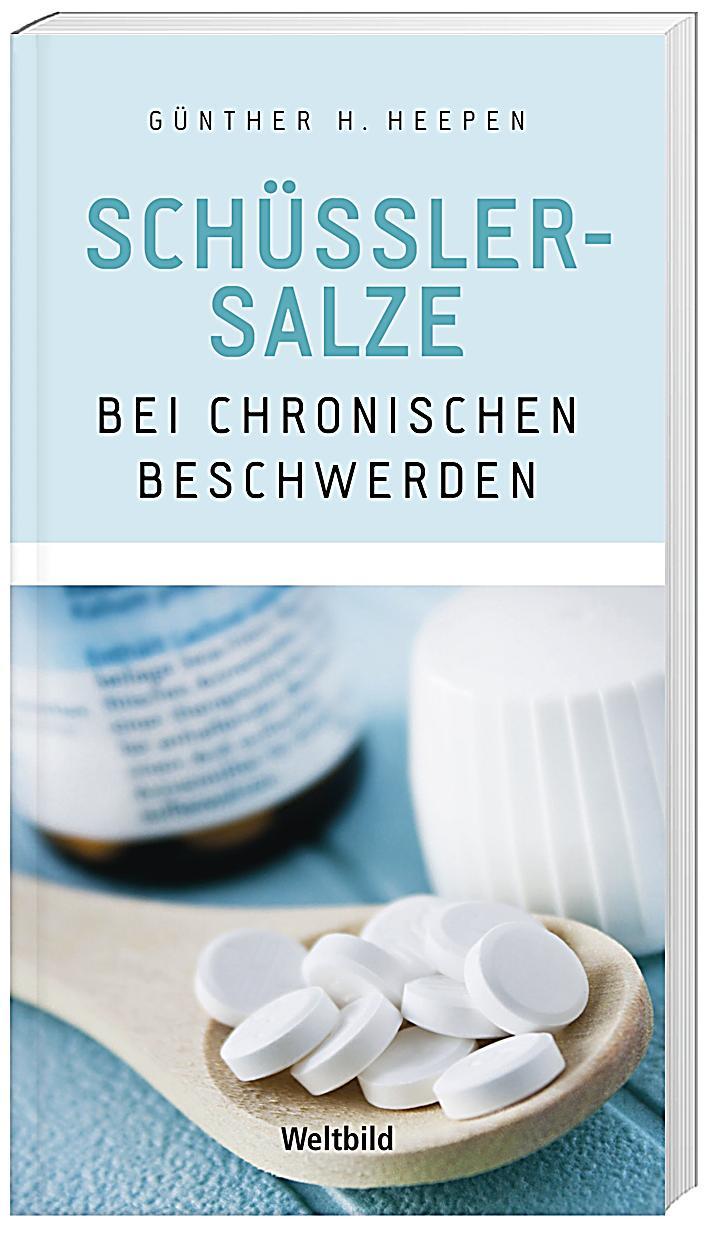 Schüßler Salze bei chronischen Beschwerden Weltbild Ausgabe