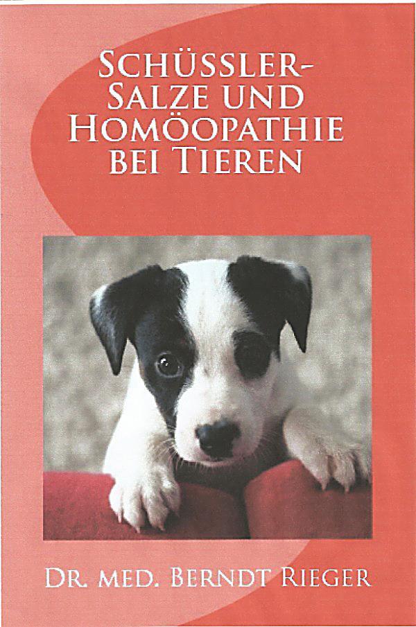 Schüssler Salze und Homöopathie bei Tieren ebook