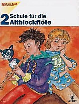 Schule für die Altblockflöte Buch portofrei bei Weltbild.de