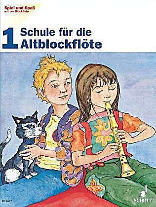 schule für die altblockflöte schule für die altblockflöte 1 gudrun ...