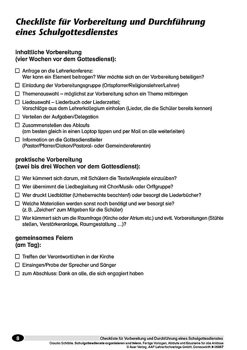 Gemütlich Aufgaben Checkliste Vorlage Ideen - Beispiel Business ...
