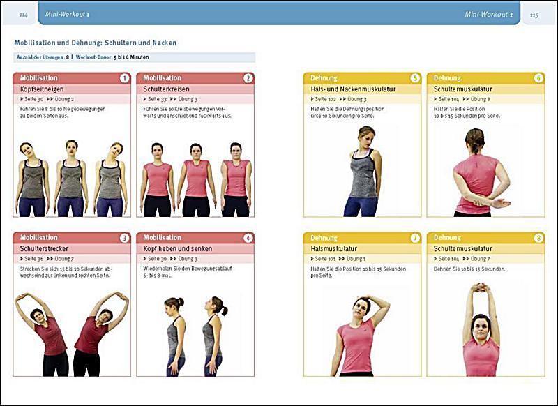 Schulter-Nacken-Training Buch portofrei bei Weltbild.at bestellen
