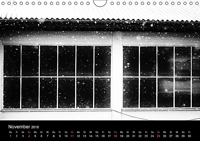 schwarz weiss fotografien 2018 wandkalender 2018 din a4 quer kalender bestellen. Black Bedroom Furniture Sets. Home Design Ideas