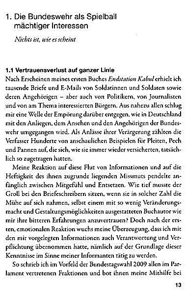 Schwarzbuch Bundeswehr: 9783442157198: Amazoncom: Books