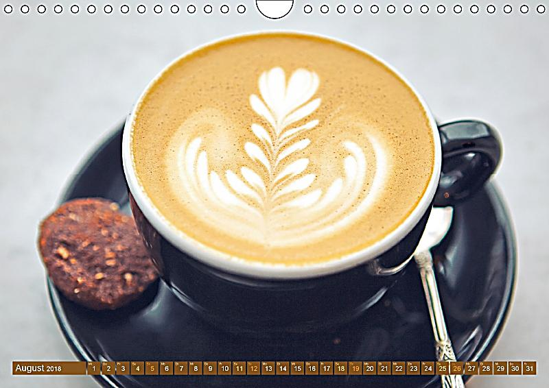 schwelgen sie im handwerkszeug eines barista kaffee monatskalender 14 seiten kalender bestellen. Black Bedroom Furniture Sets. Home Design Ideas