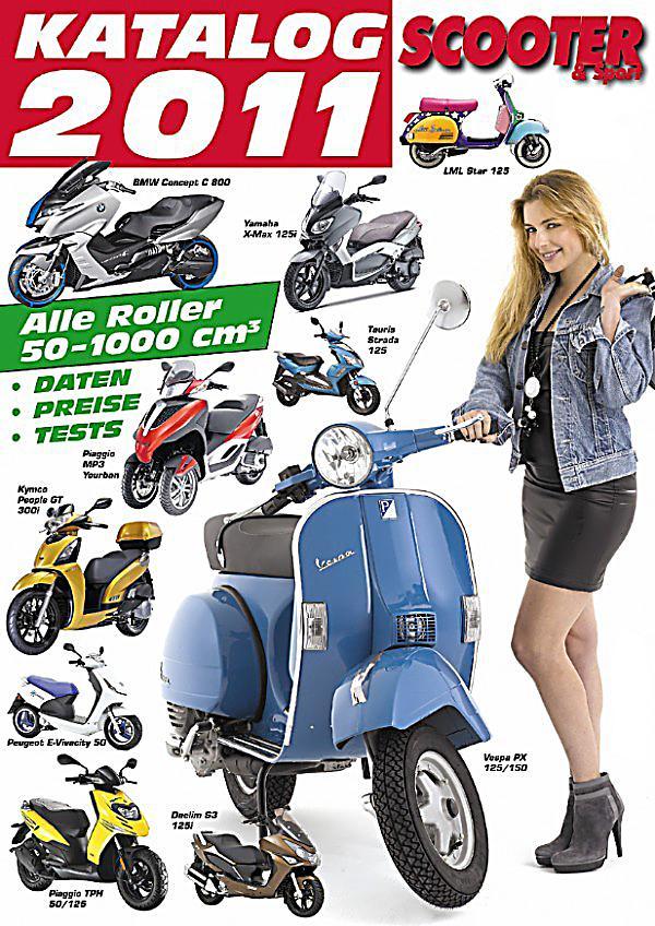 Scooter Katalog 2011 Ebook Jetzt Bei Als Download