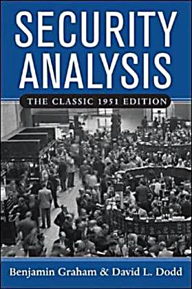 security analysis by benjamin graham and david dodd pdf