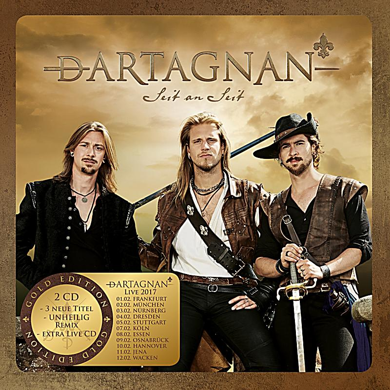 seit an seit gold edition cd von dartagnan bei. Black Bedroom Furniture Sets. Home Design Ideas