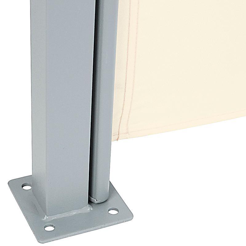 seitenmarkise beige 180 x 300 cm jetzt bei. Black Bedroom Furniture Sets. Home Design Ideas
