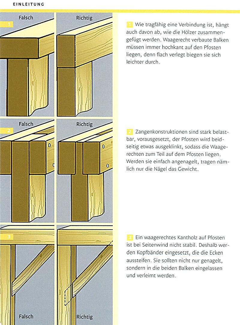 selber bauen mit holz im garten buch bei bestellen. Black Bedroom Furniture Sets. Home Design Ideas