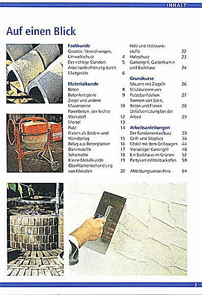 ... Selbst Gartenkamine Und Grillplätze Bauen   Produktdetailbild 3 ...