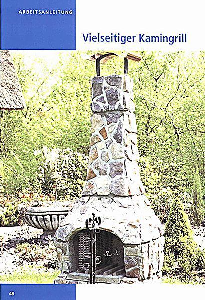 ... Selbst Gartenkamine Und Grillplätze Bauen   Produktdetailbild 7
