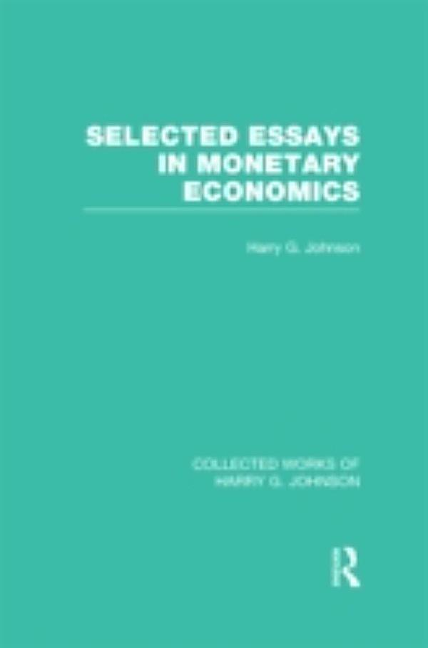 selected essays in political economy 3 quotes from selected essays on political economy (bastiat trilogy book 1): 'when it is a question of taxes, gentlemen, prove their usefulness by reason.