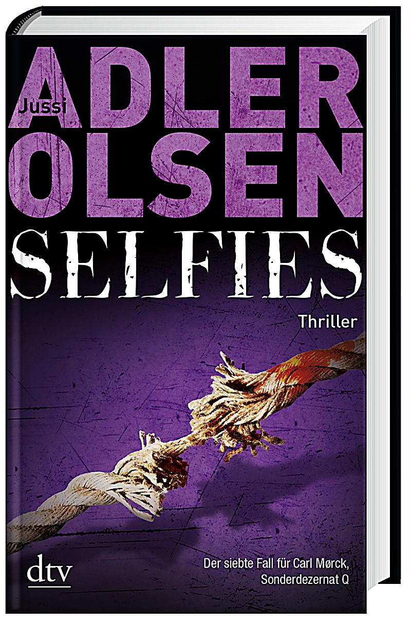 selfies buch von jussi adler olsen portofrei bei. Black Bedroom Furniture Sets. Home Design Ideas