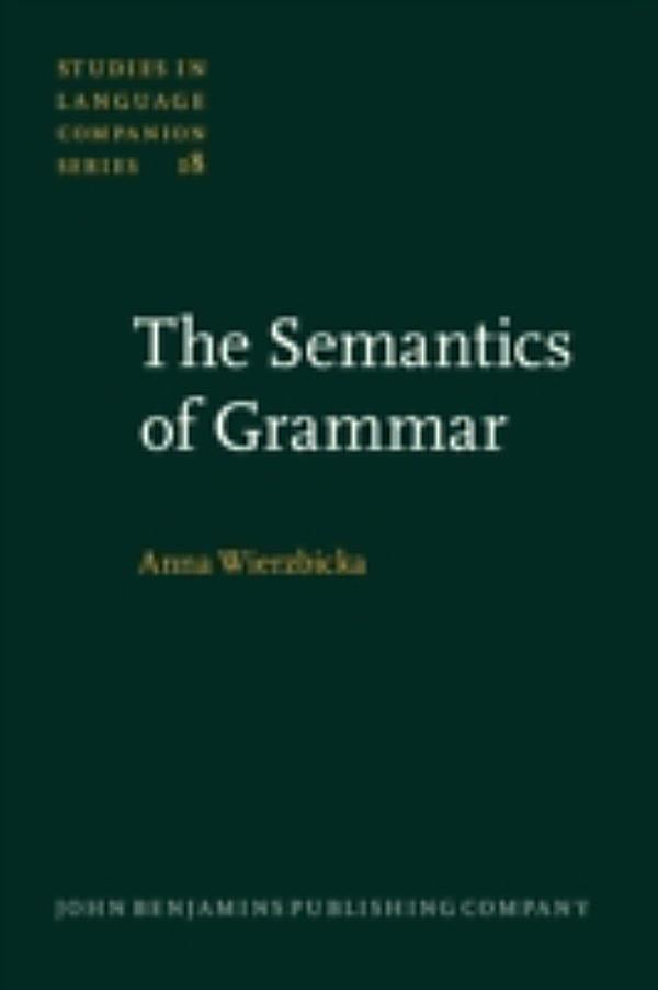 semantic approach to english grammar pdf