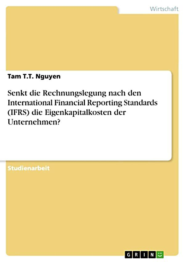 abstract international financial reporting standards and Abstract we examine whether adoptions of international financial reporting standards (ifrs) enhance capital investment efficiency as measured by investment-cash flow sensitivity and.