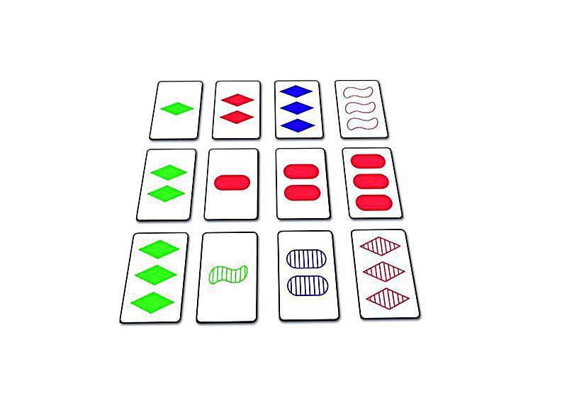 Kartenspiel Set