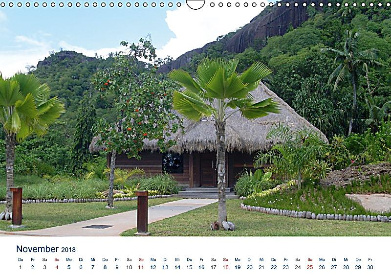seychellen ein st ck vom gl ck wandkalender 2018 din a3 quer kalender bestellen. Black Bedroom Furniture Sets. Home Design Ideas
