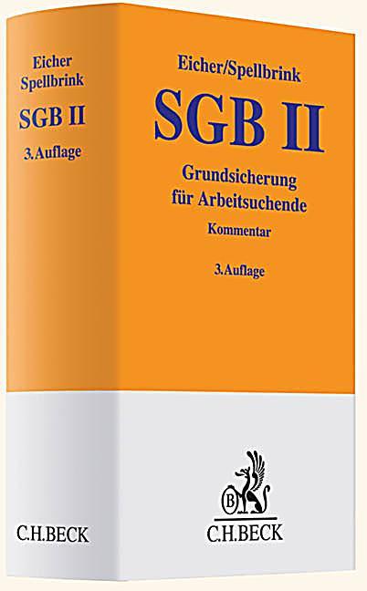 SGB II, Grundsicherung für Arbeitssuchende, Kommentar Buch