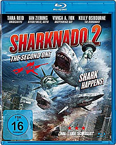 Sharknado 2: The Second One Blu-ray bei weltbild.de kaufen