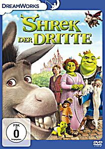 shrek der dritte dvd jetzt bei online bestellen. Black Bedroom Furniture Sets. Home Design Ideas