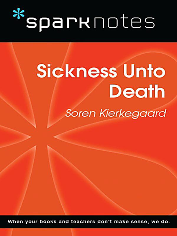 the sickness unto death pdf
