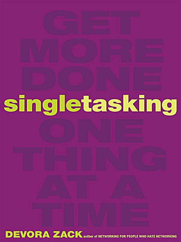 Singletasking: ebook jetzt bei Weltbild.de als Download
