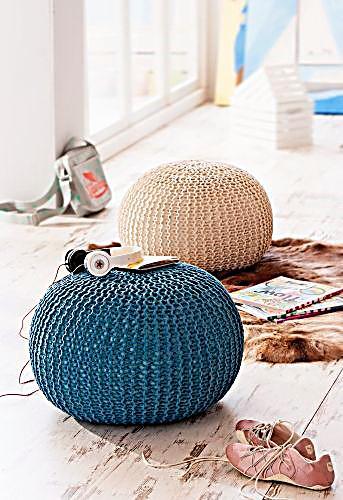 sitzpouf cosy blau jetzt bei bestellen. Black Bedroom Furniture Sets. Home Design Ideas