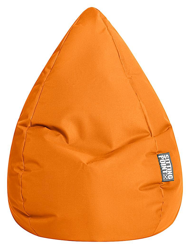 sitzsack beanbag brava l farbe orange bestellen. Black Bedroom Furniture Sets. Home Design Ideas