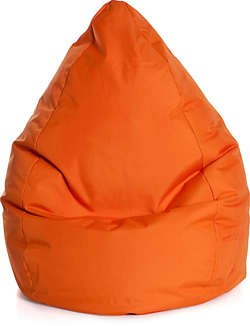 Sitzsack Beanbag Brava XXL (Farbe: orange)