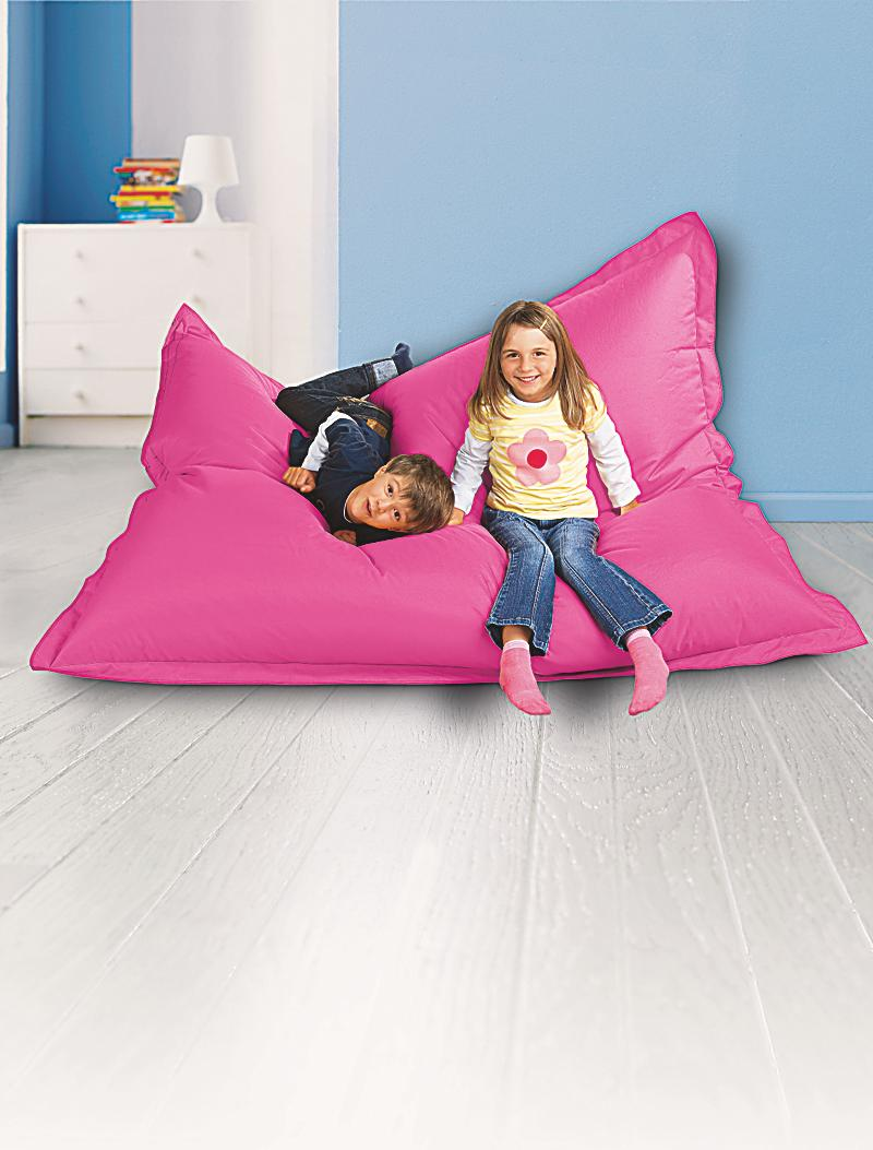 sitzsack big bag farbe pink jetzt bei bestellen. Black Bedroom Furniture Sets. Home Design Ideas