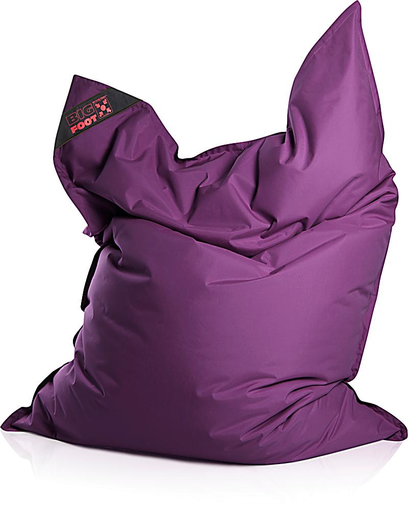 sitzsack bigfoot scuba farbe aubergine bestellen. Black Bedroom Furniture Sets. Home Design Ideas