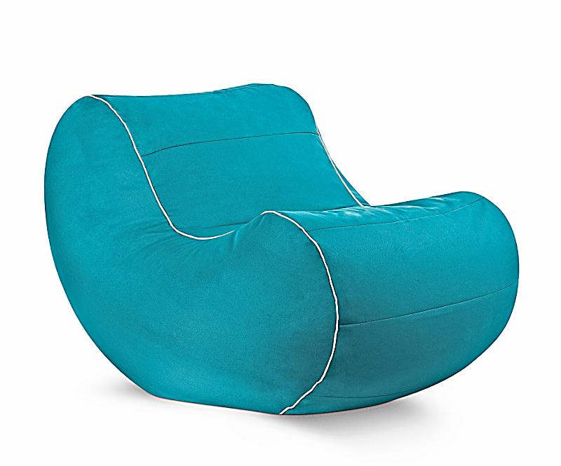 sitzsack chilly bean scuba farbe petrol bestellen. Black Bedroom Furniture Sets. Home Design Ideas
