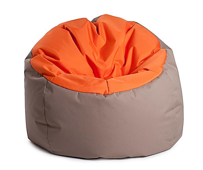 Sitzsack Globe Scuba (Farbe: orange)