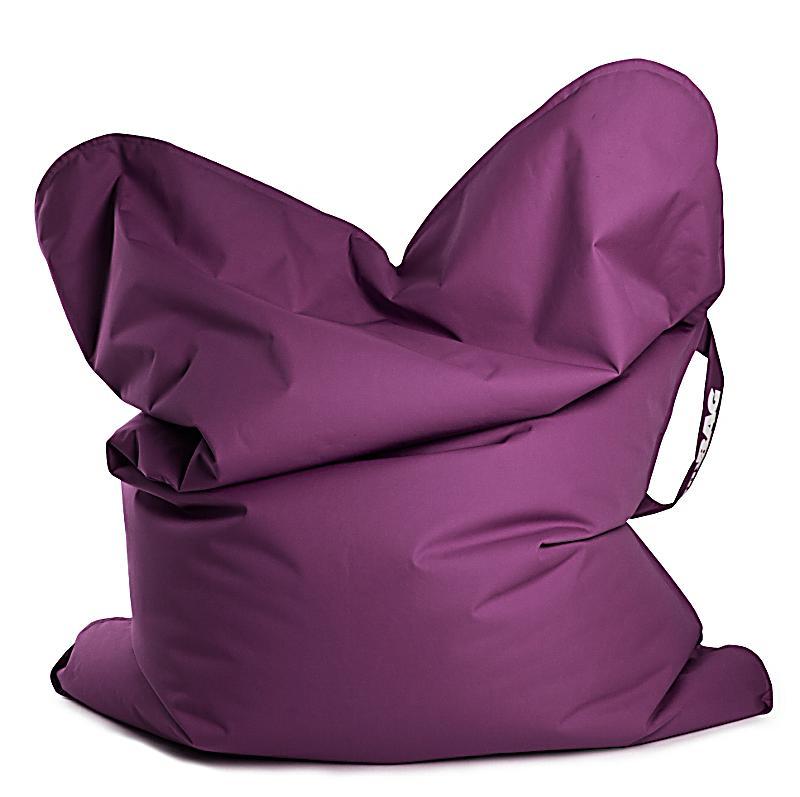 sitzsack mybag scuba farbe aubergine bestellen. Black Bedroom Furniture Sets. Home Design Ideas