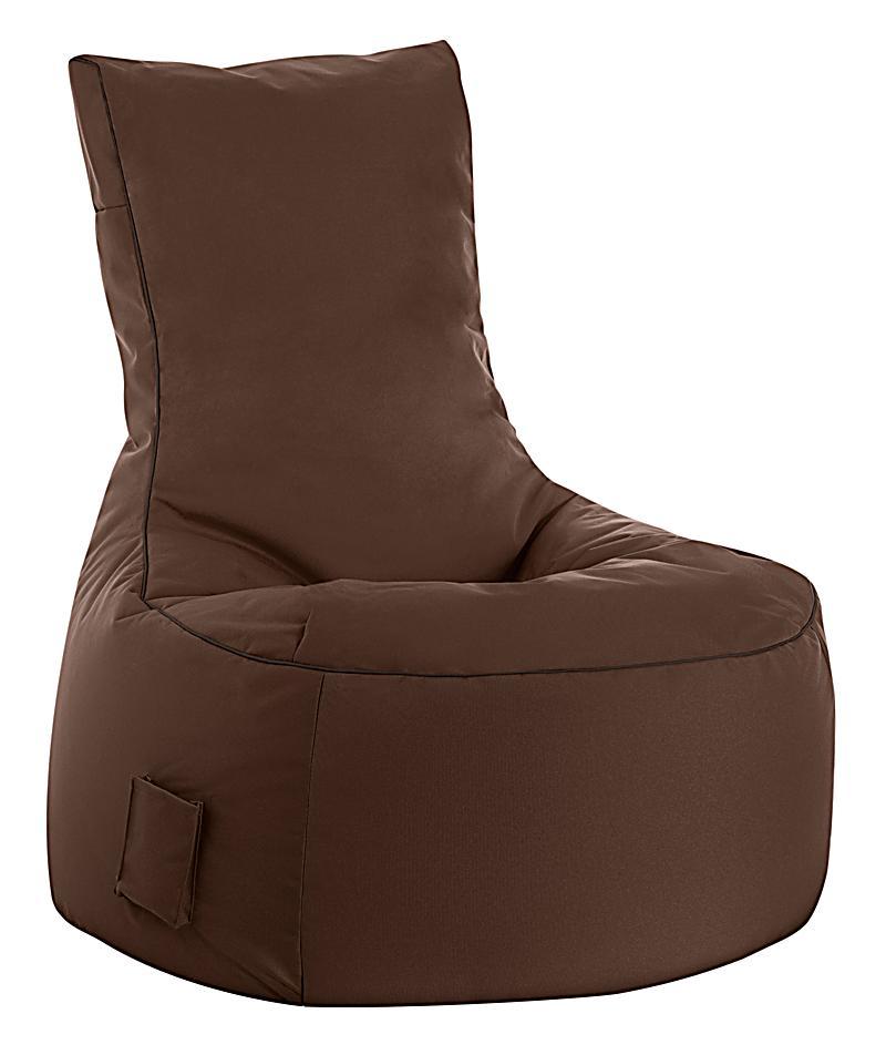 sitzsack swing scuba braun jetzt bei bestellen. Black Bedroom Furniture Sets. Home Design Ideas